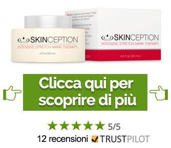Skinception trattamento intensivo per smagliature