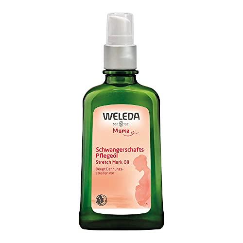 Weleda - Olio per smagliature, confezione da 2, 100 ml