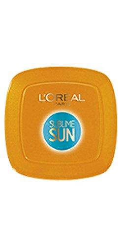 L'Oréal Paris Protezione Solare Abbronzante Sublime Sun Protect & Sublime, Protezione Alta IP30 per...