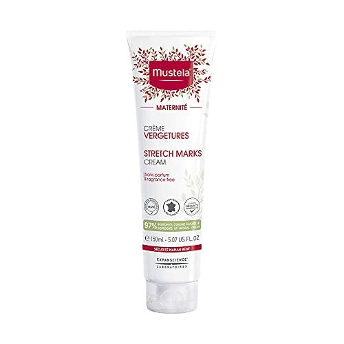 Mustela New Crema Smagliature senza Profumo - 150 Ml