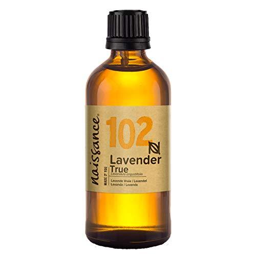 Naissance olio essenziale di Lavanda 100ml - Vegano, Cruelty Free, senza OGM