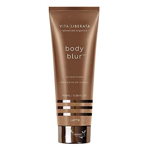 Autoabbronzante e fondotinta per il corpo Body Blur Instant HD Skin Finish, 100ml, Vita Liberata...