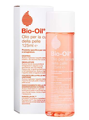 Bio-Oil Olio per Cicatrici e Smagliature, Trattamento per la Pelle con Azione Idratante,...
