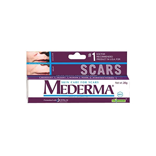 Mederma Skin Care, 20 g (aiuta cicatrici - chirurgia, lesioni, ustioni, acne, smagliature)