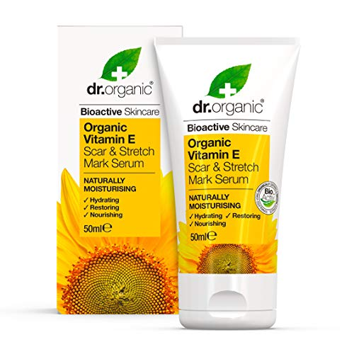 Dr. Organic Vitamin e Scar & Stretch - Siero Smagliature 50 ml